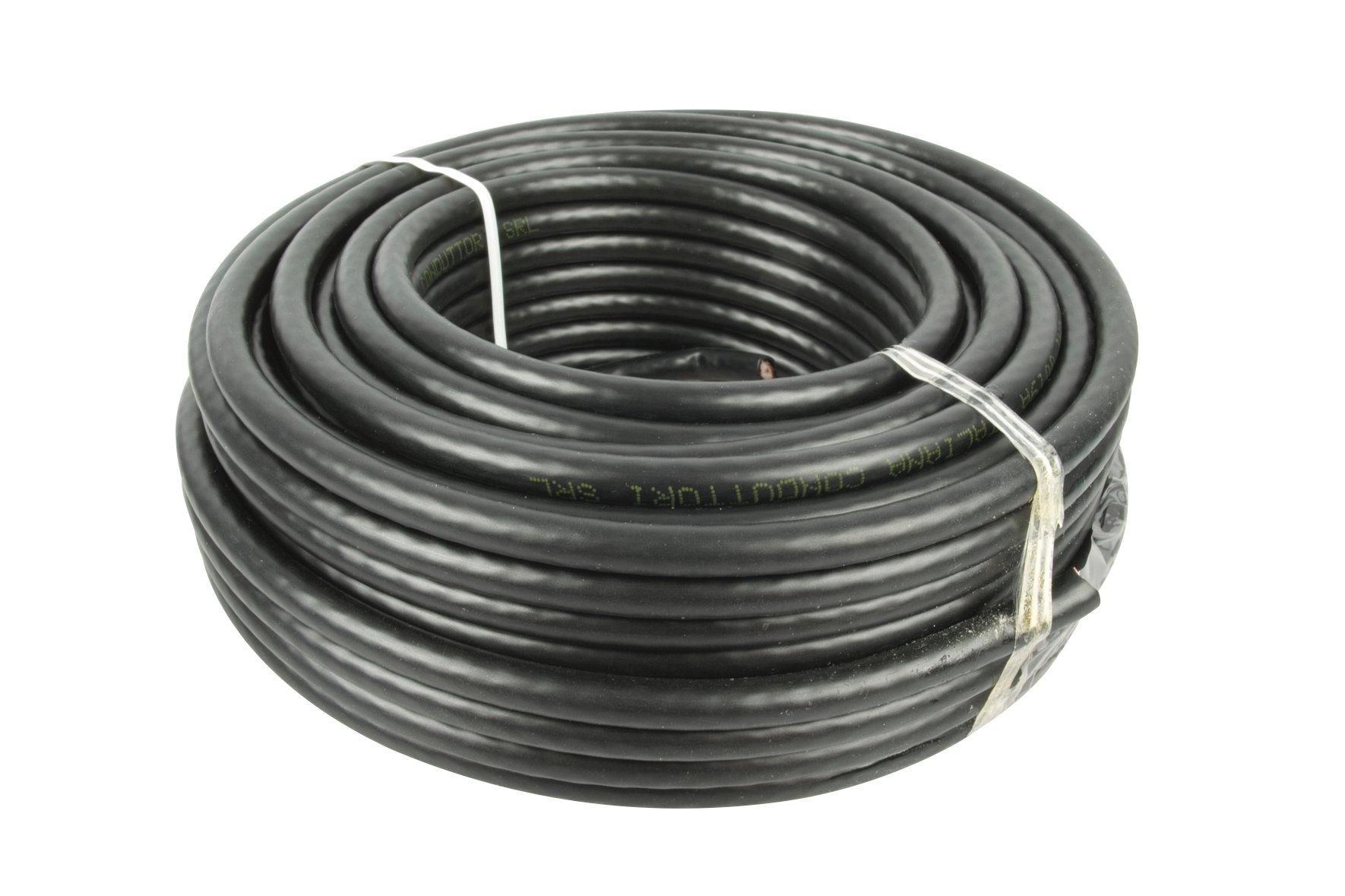 Satellite Cable Black Masterbatch