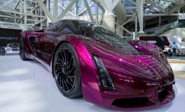 plastic cars - the revolution of automotive industry