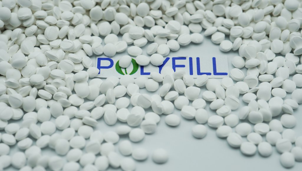 PolyFill white masterbatch is widely preferable